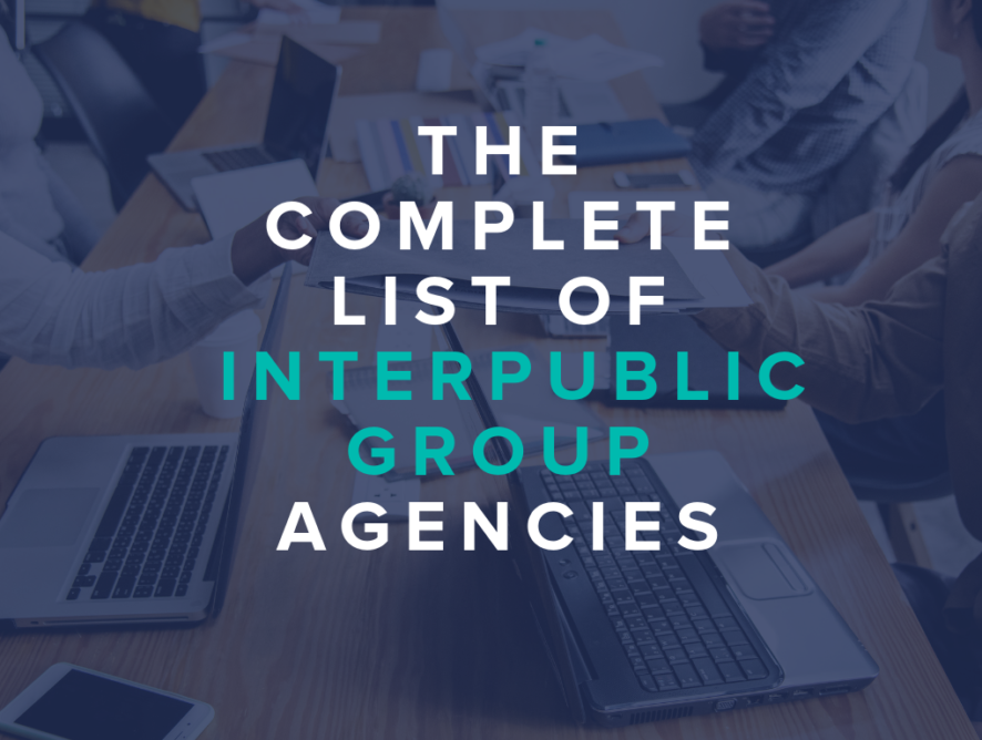 The Complete List of Interpublic Group (IPG) Agencies