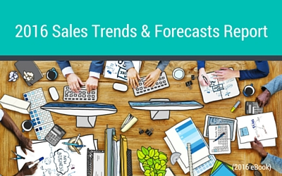 2016 Sales Trends & Forecasts Report