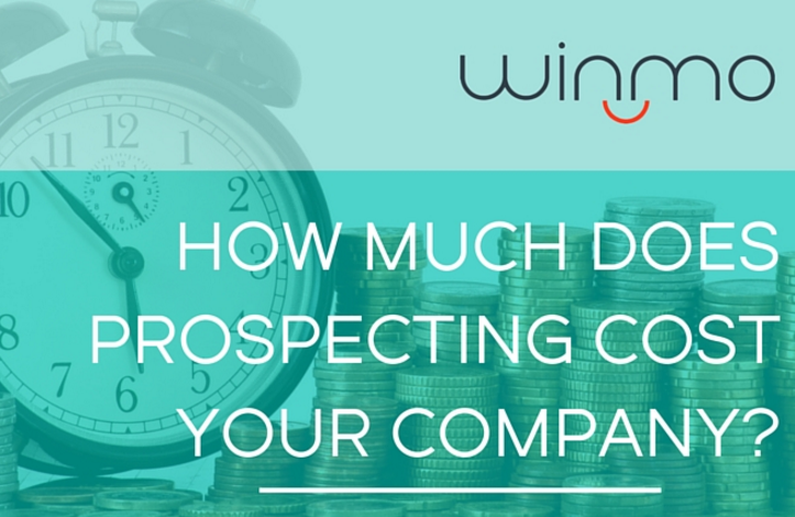 How Much Does Prospecting Cost Your Company?