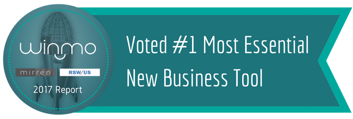 Voted #1 Most Essential New Business Tool