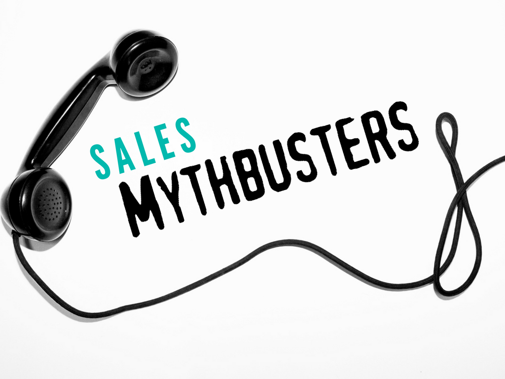 The 13 Biggest Myths About Sales Prospecting