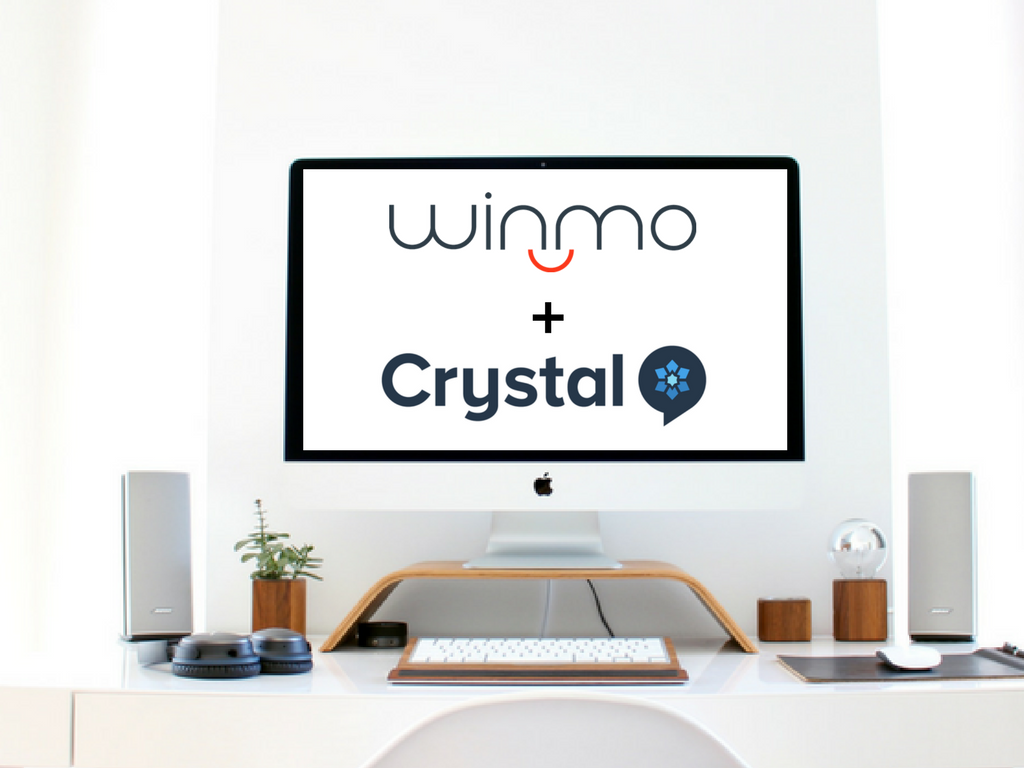 "Winmo Adds ""Eerily Accurate"" Personality Insights from Crystal Knows"