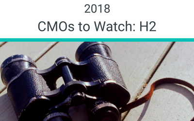 2018 CMOs to Watch: H2
