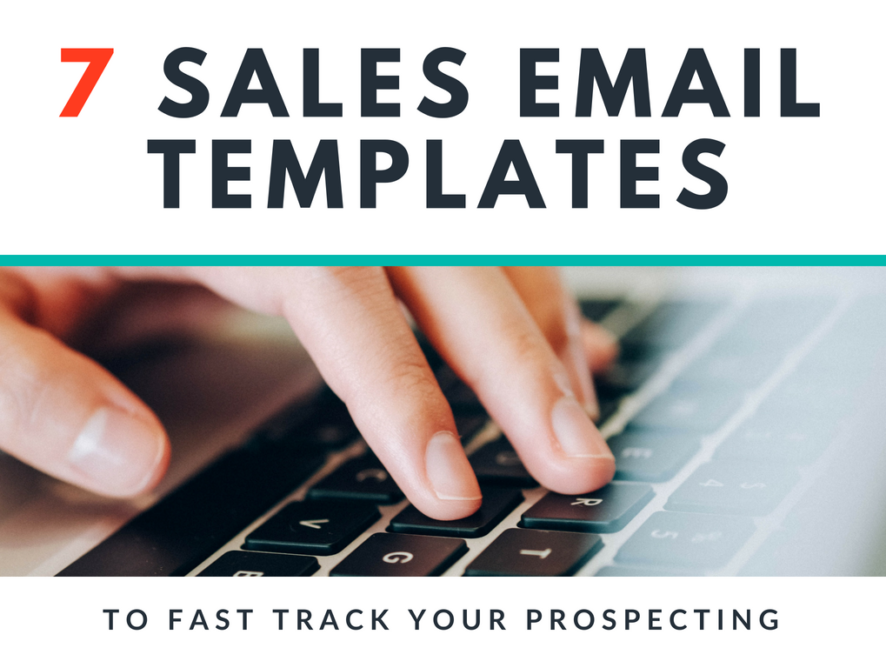 Sales Email Templates: 7 Emails Worth Sending