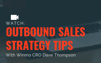 WATCH: Simple Outbound Sales Strategy Tips