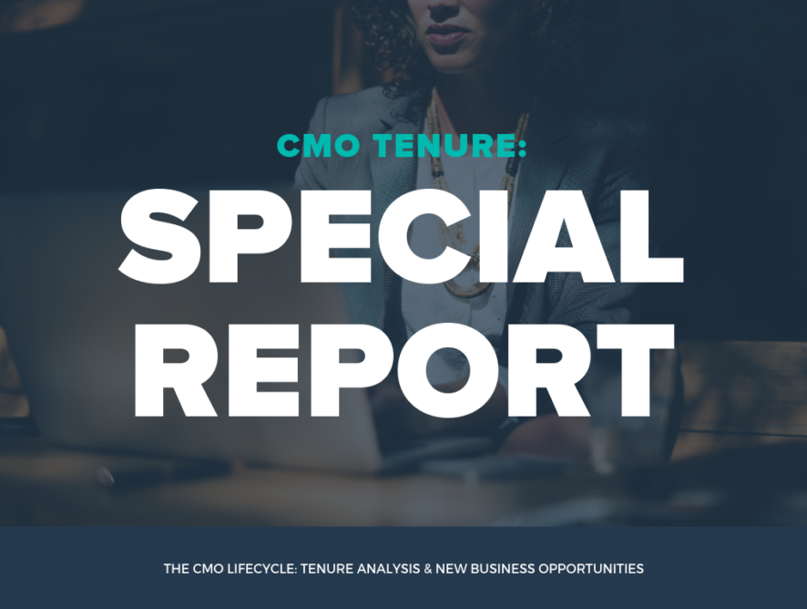 New Report: CMO Tenure Hits 43 Months, Varies by Gender