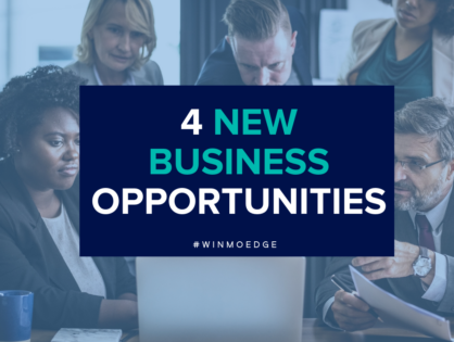 4 New Business Opportunities For You