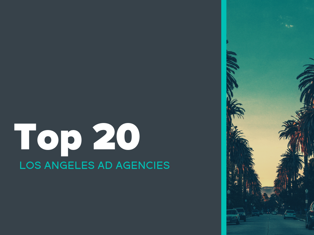 Top 20 Los Angeles Ad Agencies - Winmo
