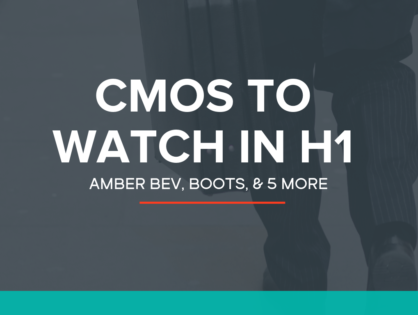 UK CMO Shifts to Watch: Amber Bev, Boots & 5 More