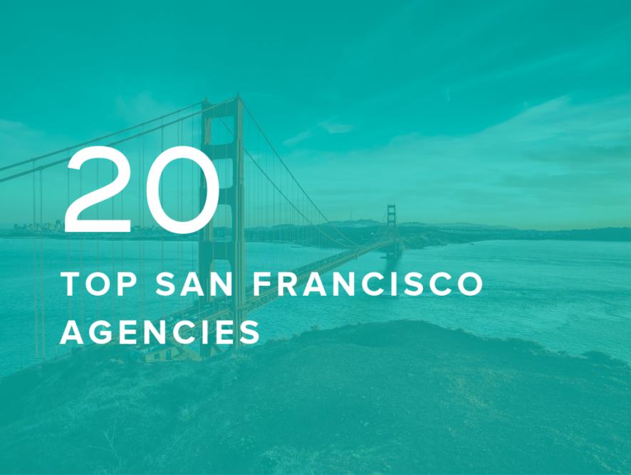 Top 20 San Francisco Agencies