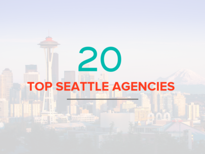 Top 20 Seattle Agencies