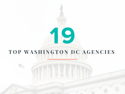 Top 19 Washington DC Agencies