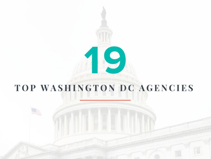 Top 19 Washington DC Agencies