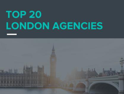 Top 20 London Agencies