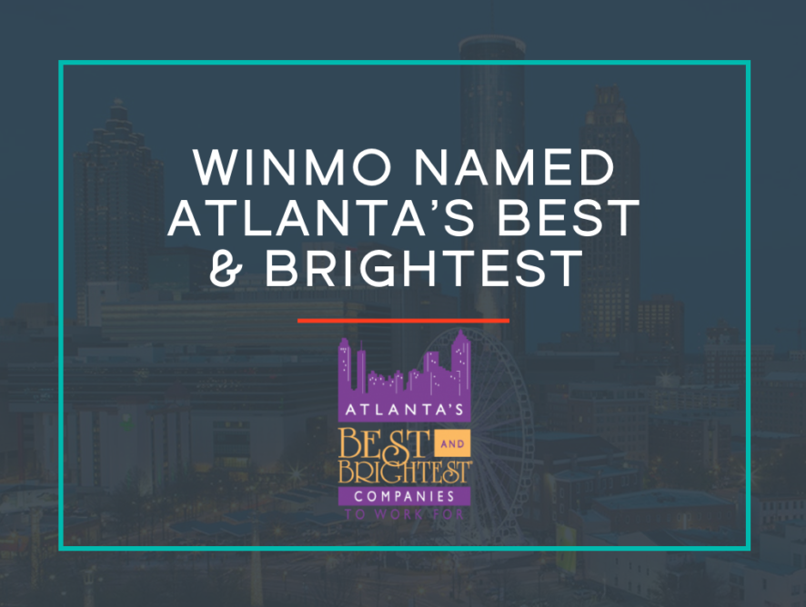Winmo Named Atlanta's Best & Brightest Companies - 2019