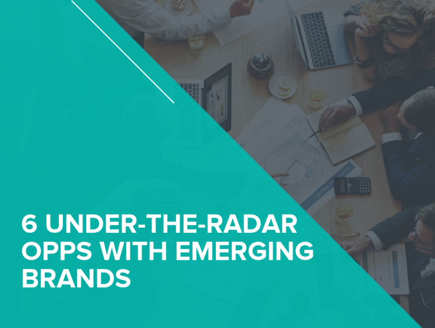 6 Under-the-Radar Opportunities with Emerging Brands