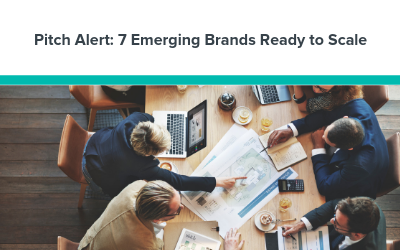 Pitch Alert: 7 Emerging Brands Ready to Scale