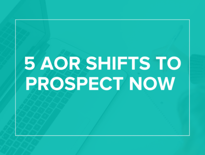 5 AOR Shifts to Prospect Now