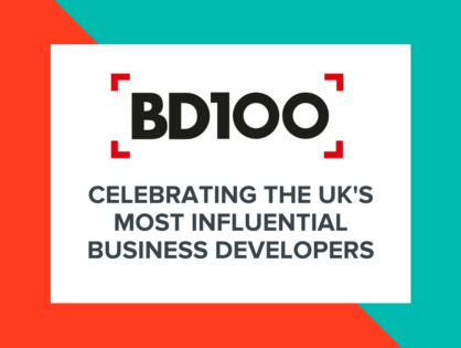 Celebrating the UK's 100 Most Influential Business Developers