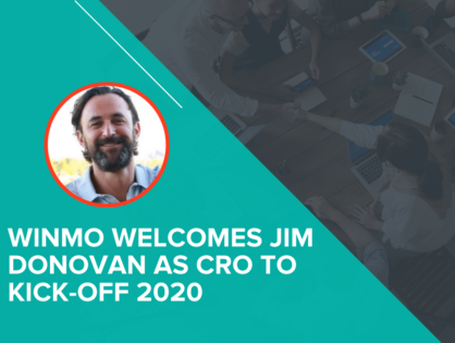 Winmo Welcomes Jim Donovan as Chief Revenue Officer to Kick-Off 2020