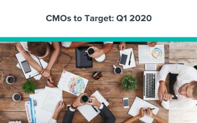 CMOs to Target: Q1 2020