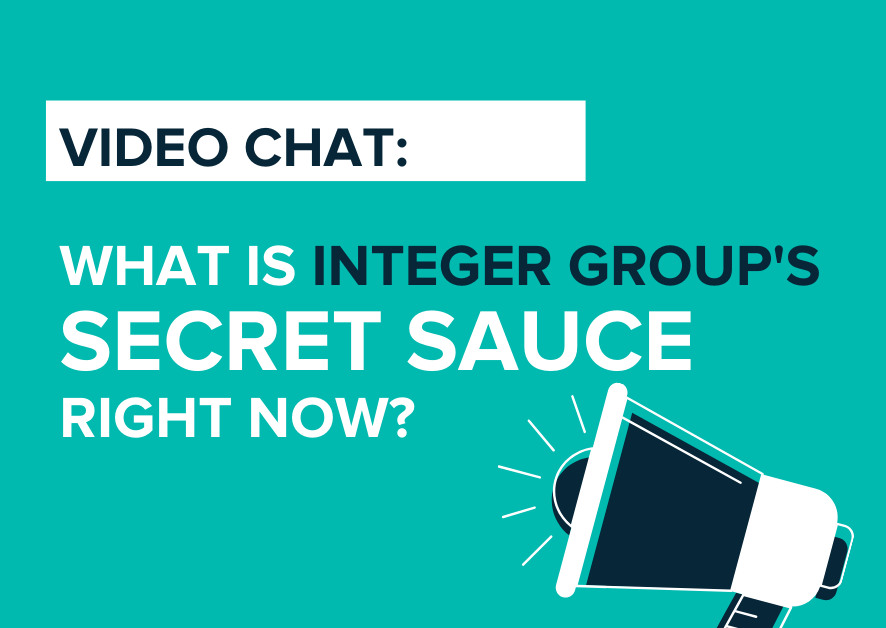 What is Integer Group's Secret Sauce Right Now?