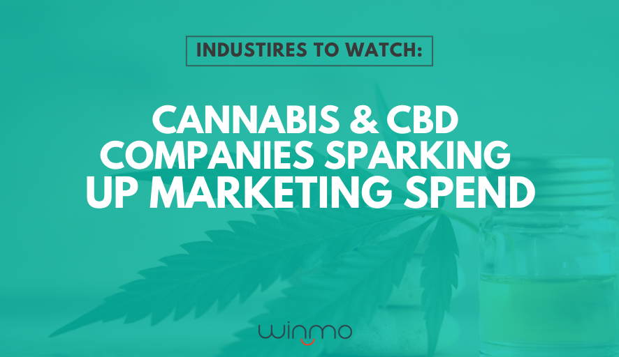 5 Cannabis Brands Sparking Up Marketing Spend