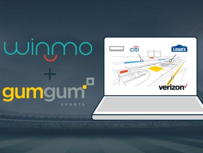 Winmo & GumGum Sports Give Sponsorship Sellers an Unfair Advantage